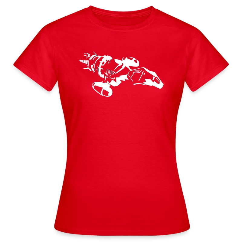Serenity Ship - Original  - Women's T-Shirt