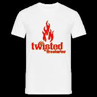 T-Shirts ~ Men's T-Shirt ~ Twisted Firestarter