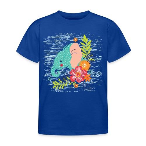 Elefant - Kinder T-Shirt
