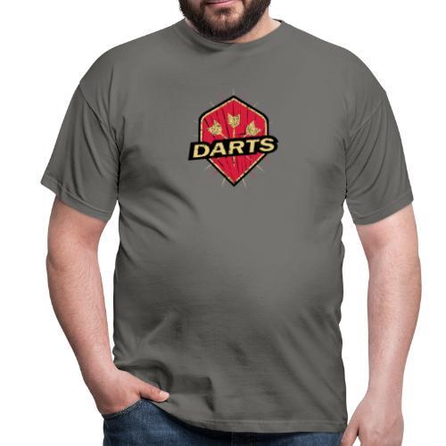 Darts Flyer - Männer T-Shirt