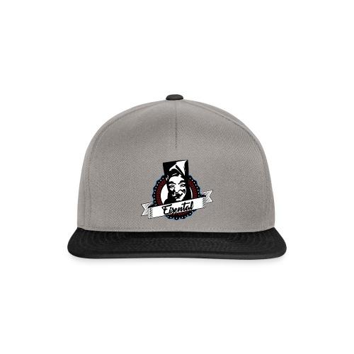 Flexdruck glatt - Snapback Cap