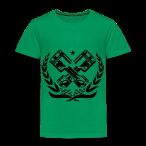 Kinderen Premium T-shirt met zuigers - Kinderen Premium T-shirt