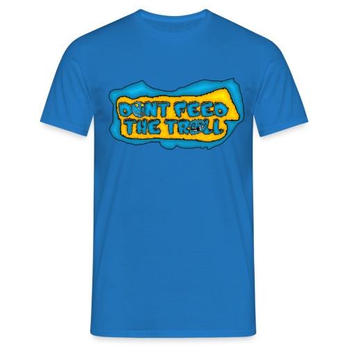 T-Shirt DFTT Bleu - T-shirt Homme