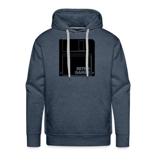 retro gamer - Mannen Premium hoodie