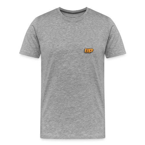 UP (T-Shirt) - Männer Premium T-Shirt