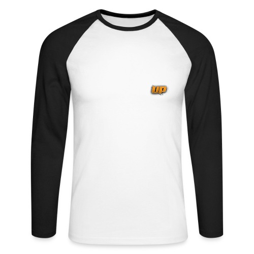 UP (T-Shirt-Long) - Männer Baseballshirt langarm