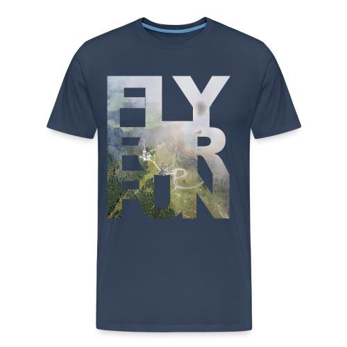 Men's Halo T-Shirt - Männer Premium T-Shirt