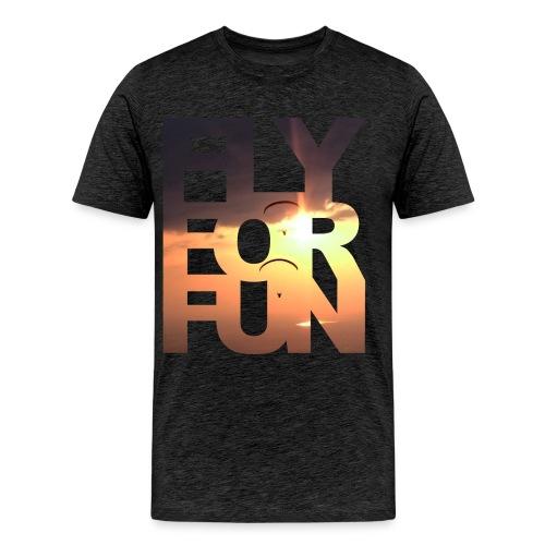 Men's Sundowner T-Shirt - Männer Premium T-Shirt