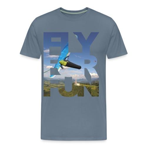 Men's Sender T-Shirt - Männer Premium T-Shirt