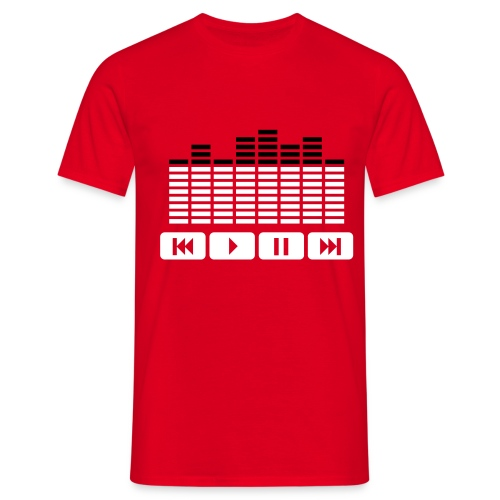 MP3 - Men's T-Shirt