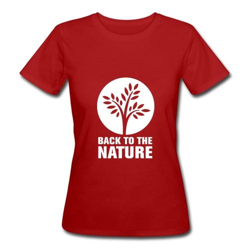 Tee shirt  - T-shirt bio Femme