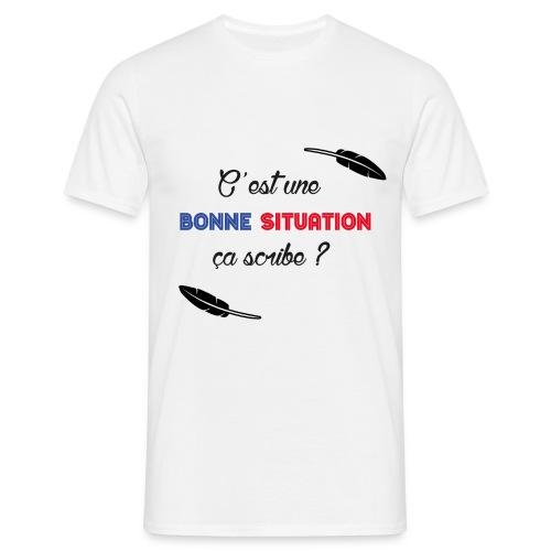 T-shirt La Bonne Situation - T-shirt Homme