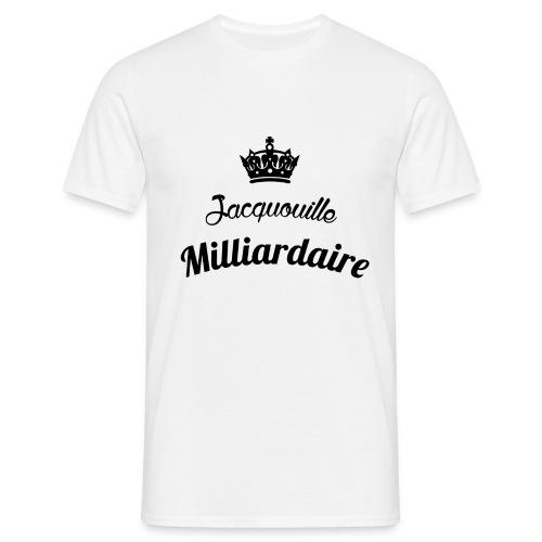 T-shirt Le Jacquouille - T-shirt Homme