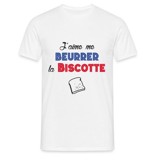 T-shirt La Biscotte - T-shirt Homme