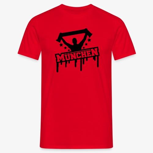 München Fan Shirt - Männer T-Shirt