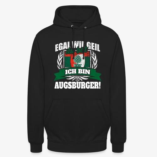 Ich bin Augsburger Hoodie - Unisex Hoodie