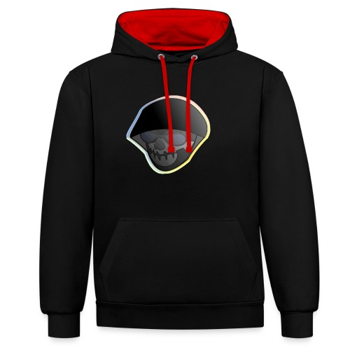 Fizhy logo hoodie - Contrast Colour Hoodie
