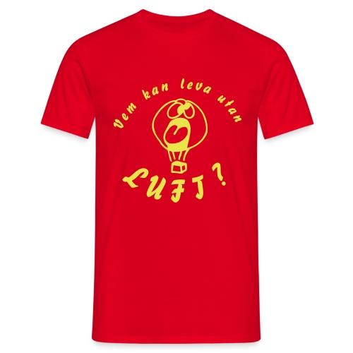 T-shirt: Herr - T-shirt herr