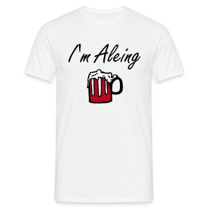 Aleing - Men's T-Shirt