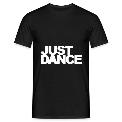 Just Dance - Mannen T-shirt