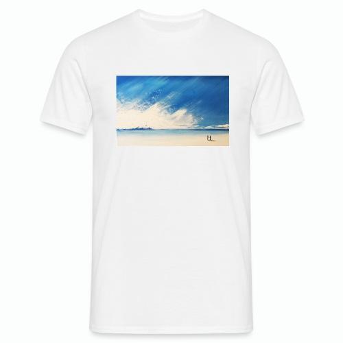 On The Beach - Männer T-Shirt