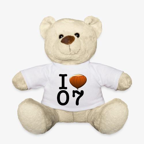 I Love 07 - Nounours