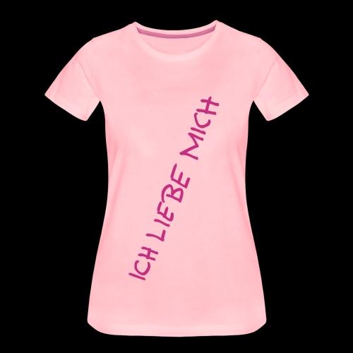 Ich liebe mich - Frauen Premium T-Shirt