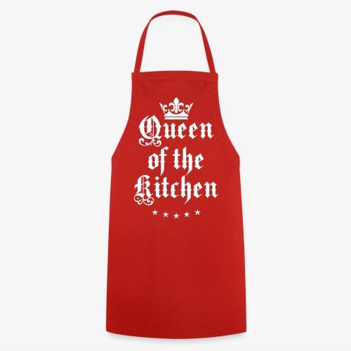 Queen of the Kitchen Cook Star Krone Crown Schürze 06 - Kochschürze