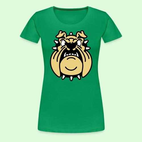 Brutus, la tête - T-shirt Premium Femme