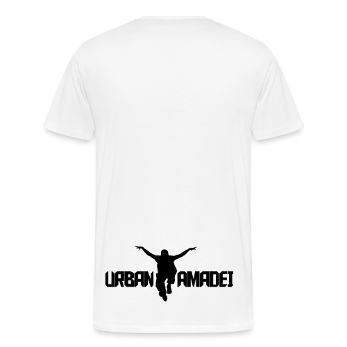 Urban Amadei T-Shirt 2018 white - Männer Premium T-Shirt