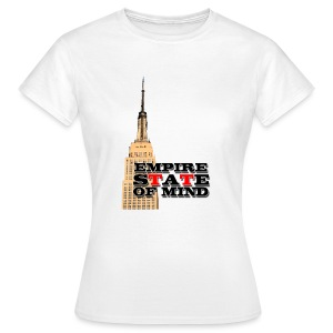 Empire State of Mind - Women's T-Shirt