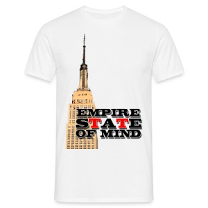 Empire State of Mind - Men's T-Shirt