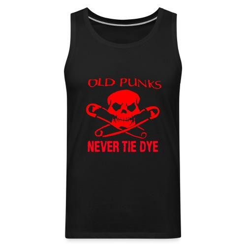 No tie Dye - Men's Premium Tank Top