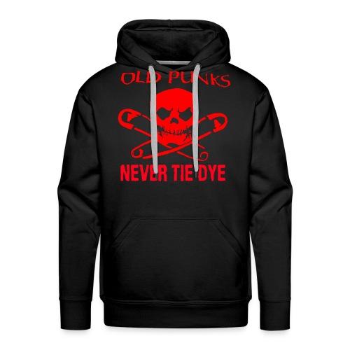 NO Tie Dye - Men's Premium Hoodie