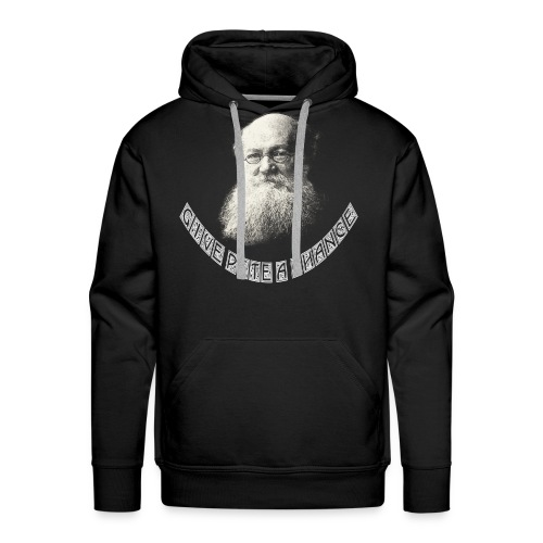 Give Pete a chance - Men's Premium Hoodie