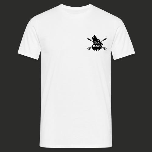 HOOLIGANS WHT - Men's T-Shirt