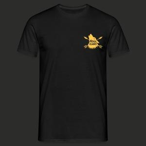 HOOLIGANS YELLOW - Men's T-Shirt