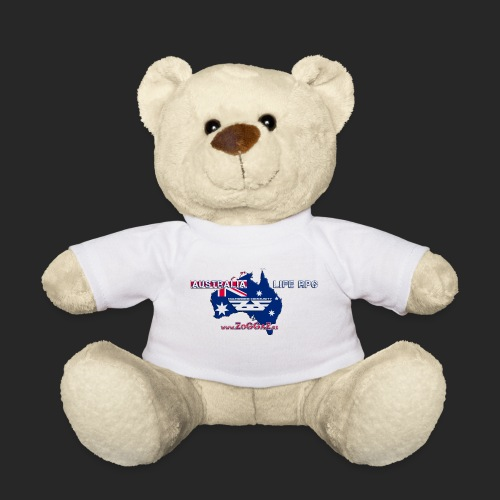 1 Teddybär - Teddy