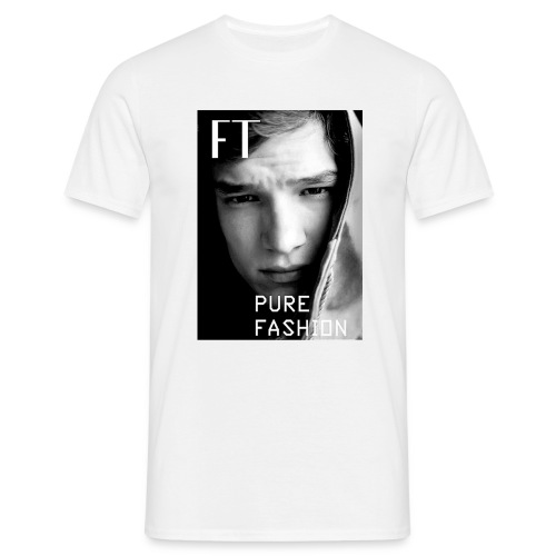LEGENDARY FAIRY TALE COVER PURE FASHION - Männer T-Shirt