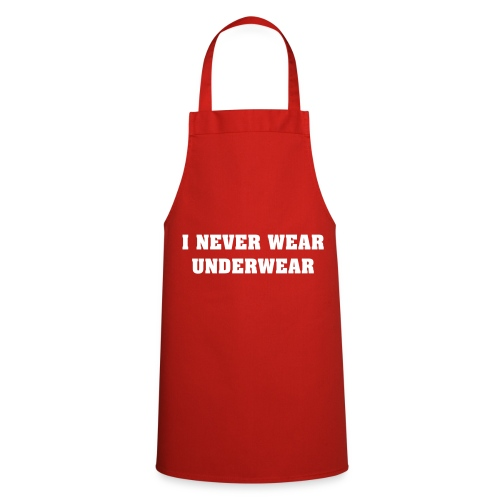 Cooking With A Twist - Cooking Apron