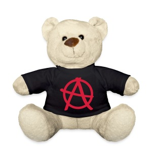 Anarchist Teddy Bear - Teddy Bear