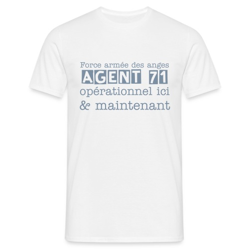 Ange arme divine - 71 - T-shirt Homme