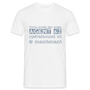 Ange de l'illumination - 62 - T-shirt Homme