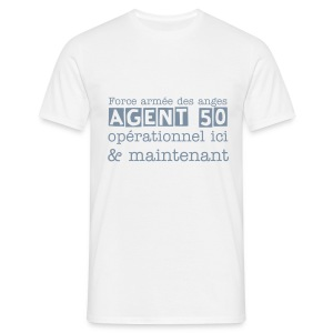 Ange éloquent - 50 - T-shirt Homme