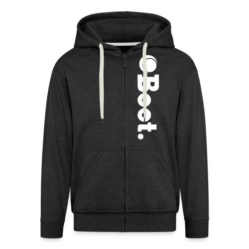 Mixed Design Zip up hoodie - Men's Premium Hooded Jacket