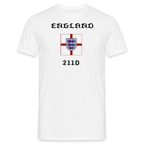 England lion - Men's T-Shirt
