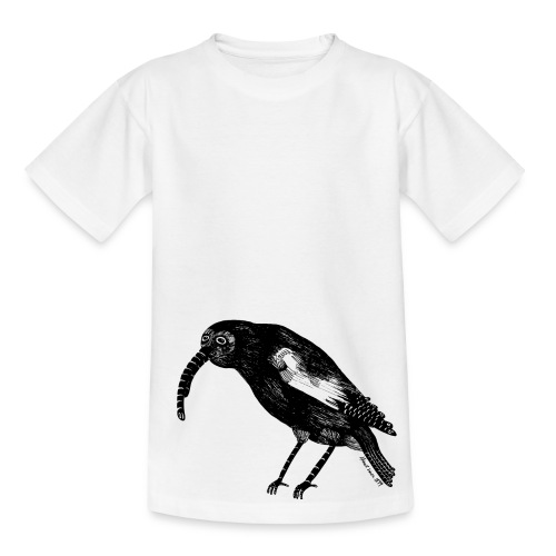 Sandra Barth Königskleidervogel - Teenager T-Shirt