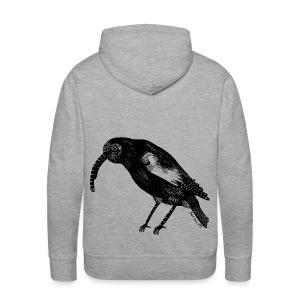 Sandra Barth Königskleidervogel - Männer Premium Hoodie