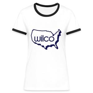 Wilco - Women's Ringer T-Shirt