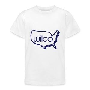 Wilco - Teenage T-shirt